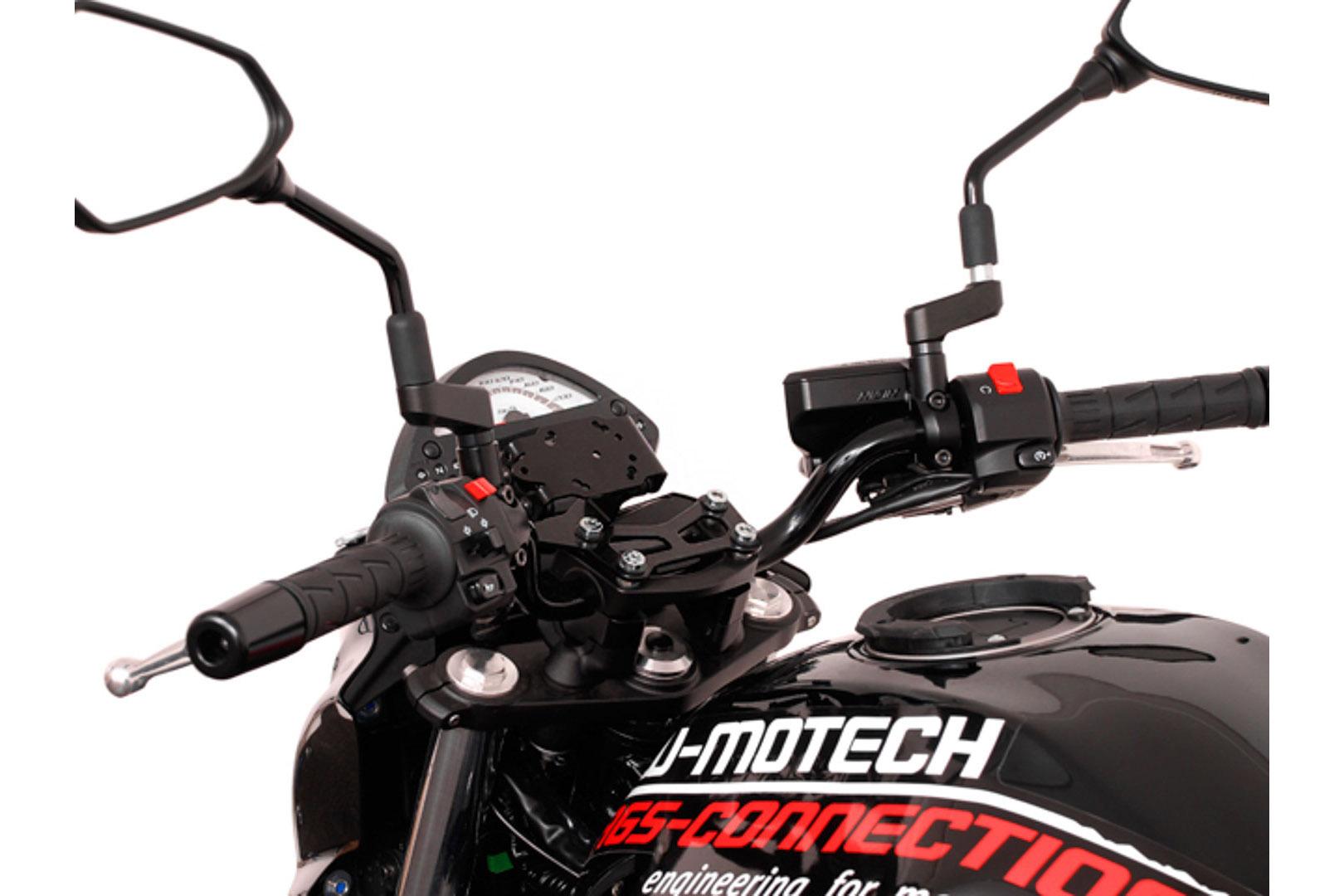 Garmin Zumo 660 adapterisarja SW-Motech GPS-telineisiin