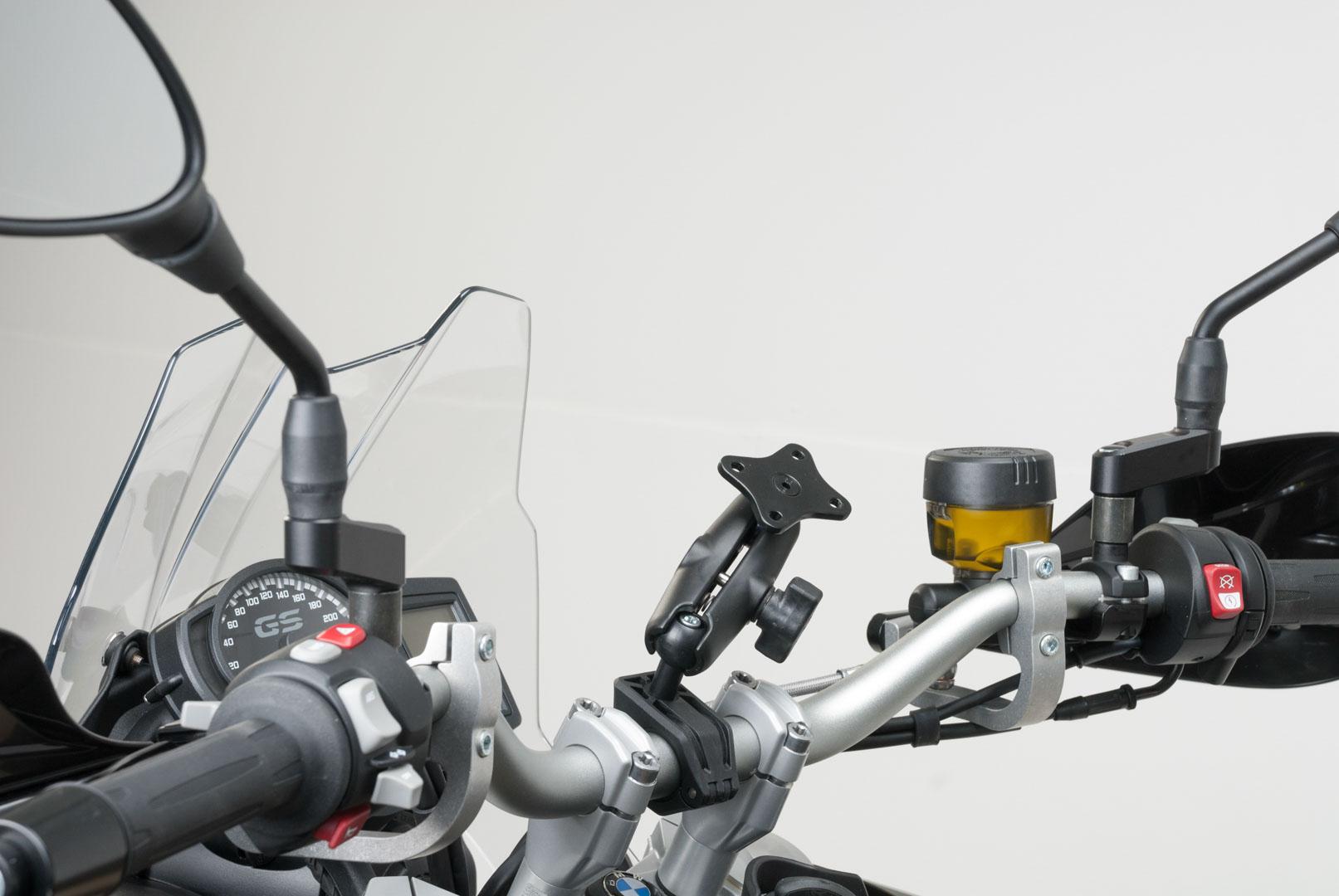 """Universal GPS-mount ball -sarja ohjaustankoon, 22mm/28mm/1"""""""