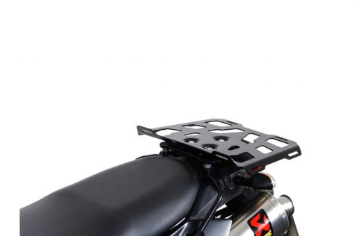 SW-Motech Alu-Rack adapterilevy Luggage rack extension Kuituvahvisteinen Nylon