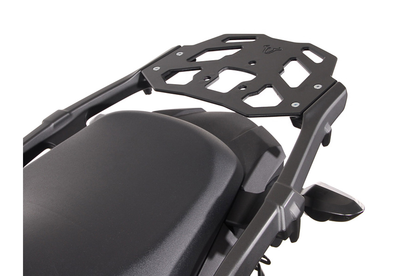 SW-Motech Alu-Rack peräteline Kawasaki Versys 1000, musta