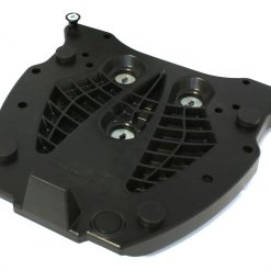 SW-Motech Alu-Rack adapterilevy Hepco & Becker Kuituvahvisteinen Nylon