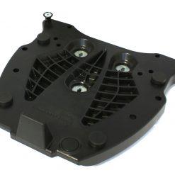 SW-Motech Alu-Rack adapterilevy Krauser Kuituvahvisteinen Nylon