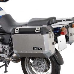 SW-Motech Quick-Lock Evo sivutelinesarja BMW R1100GS/R1150GS