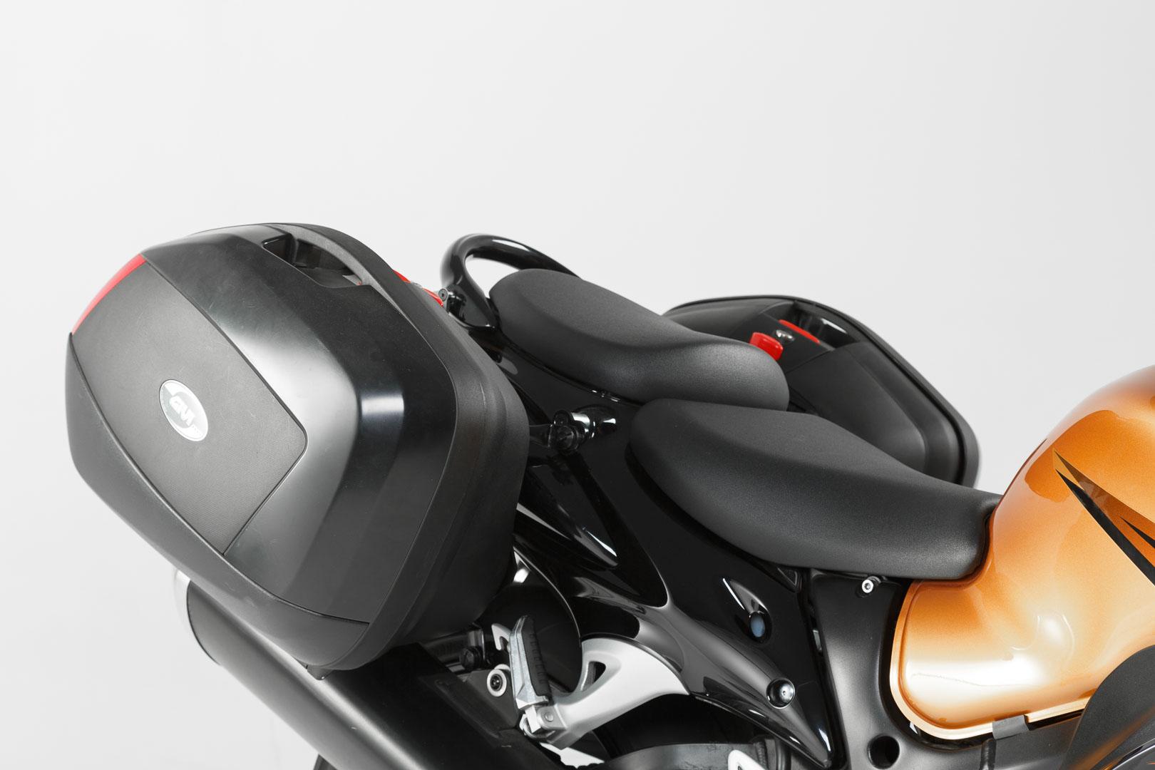 Quick-Lock EVO Profile sivutelinesarja Suzuki GSX1300R Hayabusa 08-