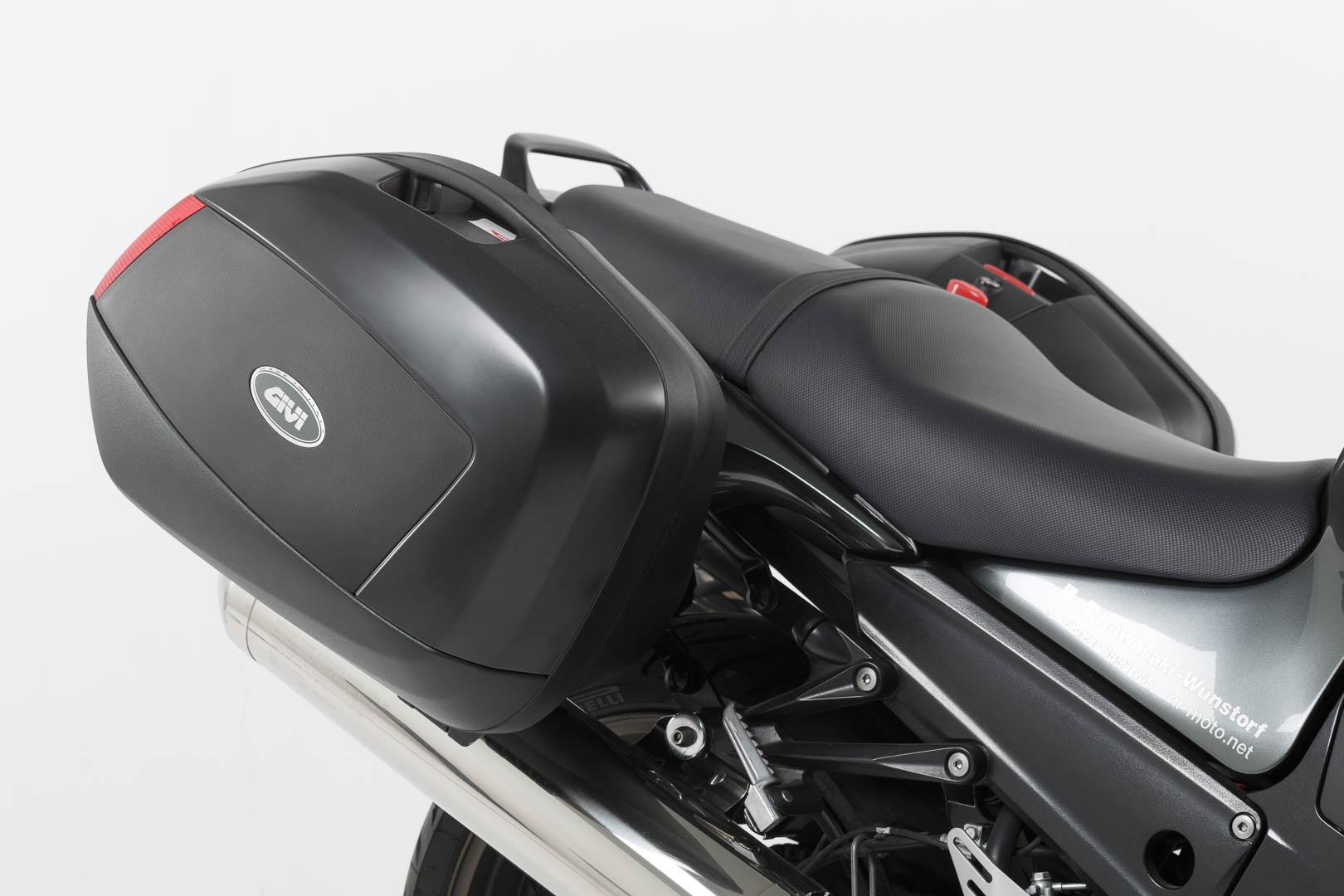 SW-Motech Quick-Lock Profile sivutelinesarja Kawasaki ZZR1400