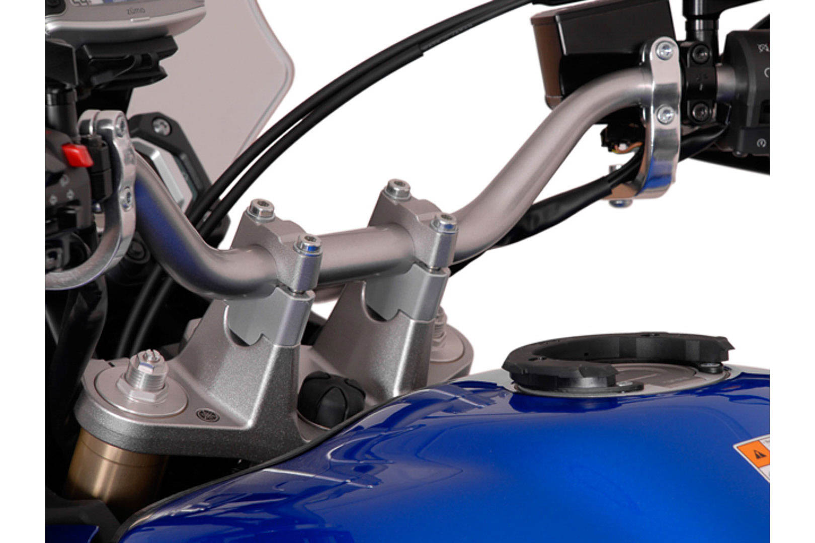 Tangonkoroke, 25mm, Yamaha XT1200Z Super Tenere, hopea
