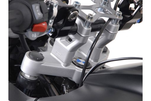 SW-Motech Tangonkoroke 22mm tanko, kork. 25mm BMW R1200GS 07- hopea