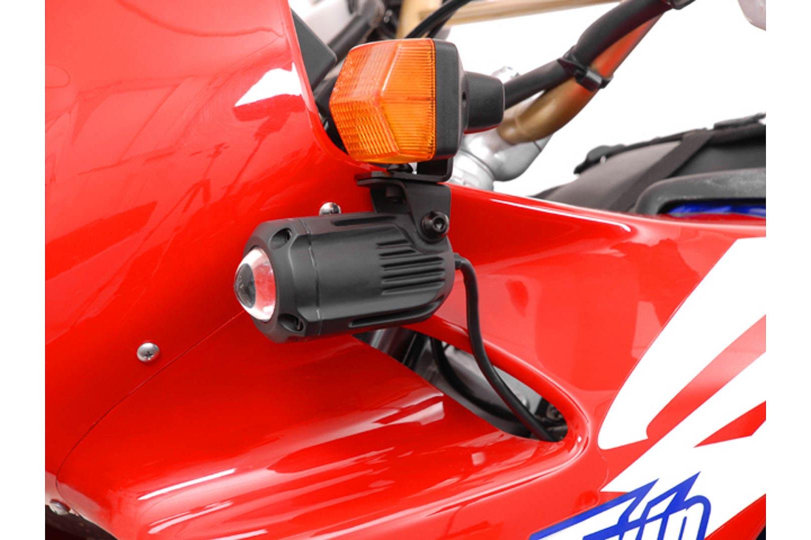 SW-Motech HAWK-lisävalosarjan kiinnike, Honda XRV750 Africa Twin