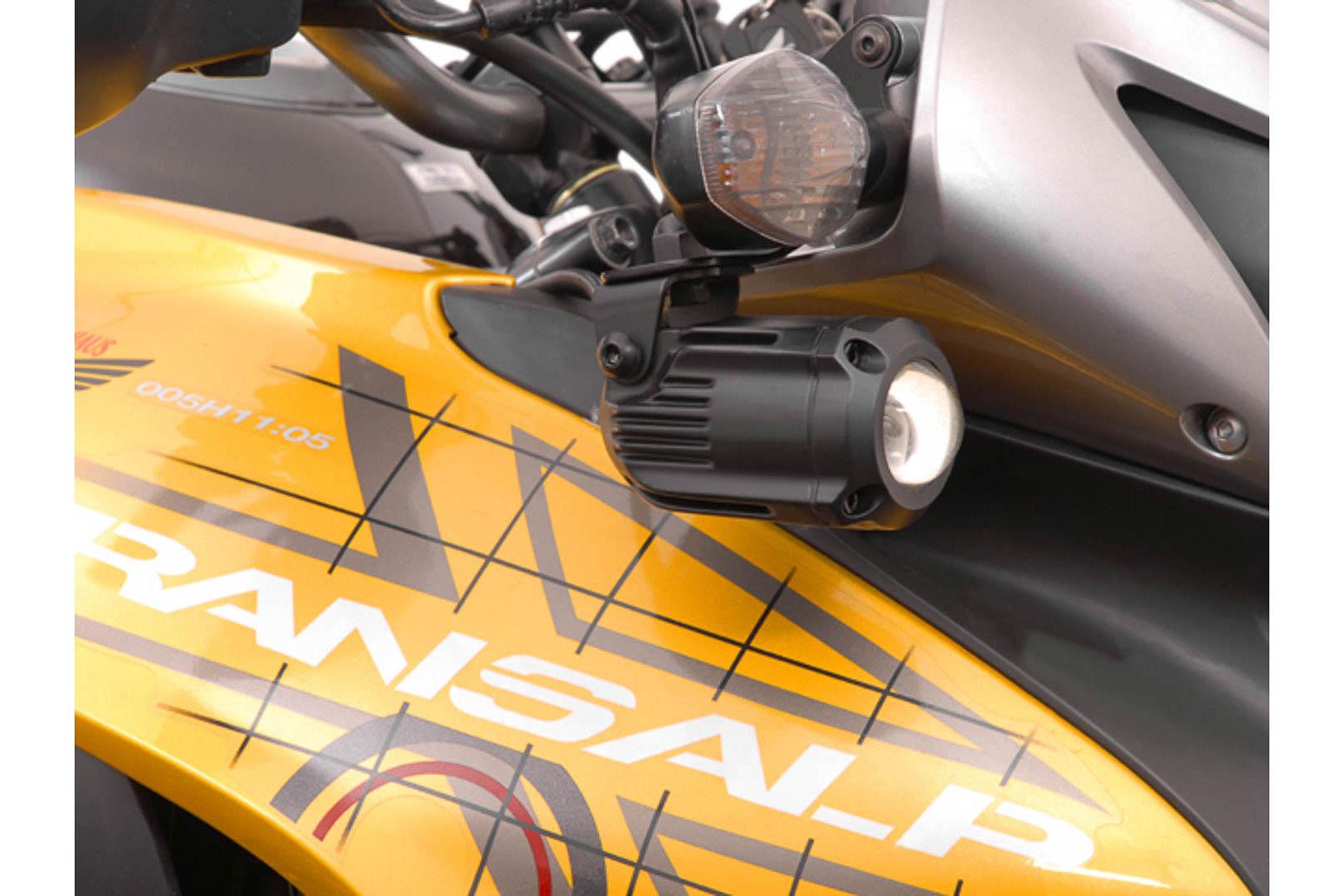 SW-Motech HAWK-lisävalosarjan kiinnike, Honda XL700V Transalp
