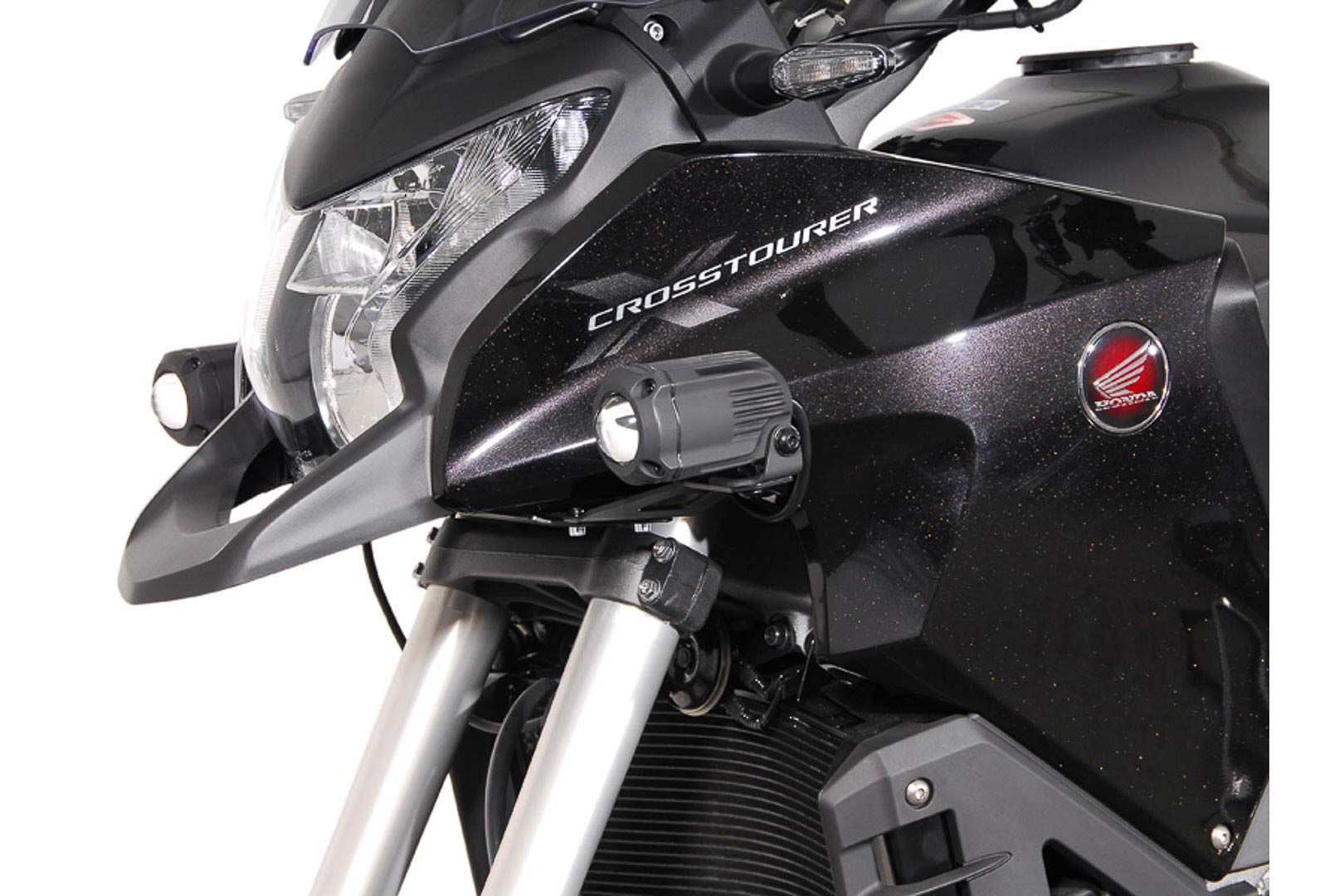 SW-Motech HAWK-lisävalosarjan kiinnike, Honda VFR1200X Crosstourer