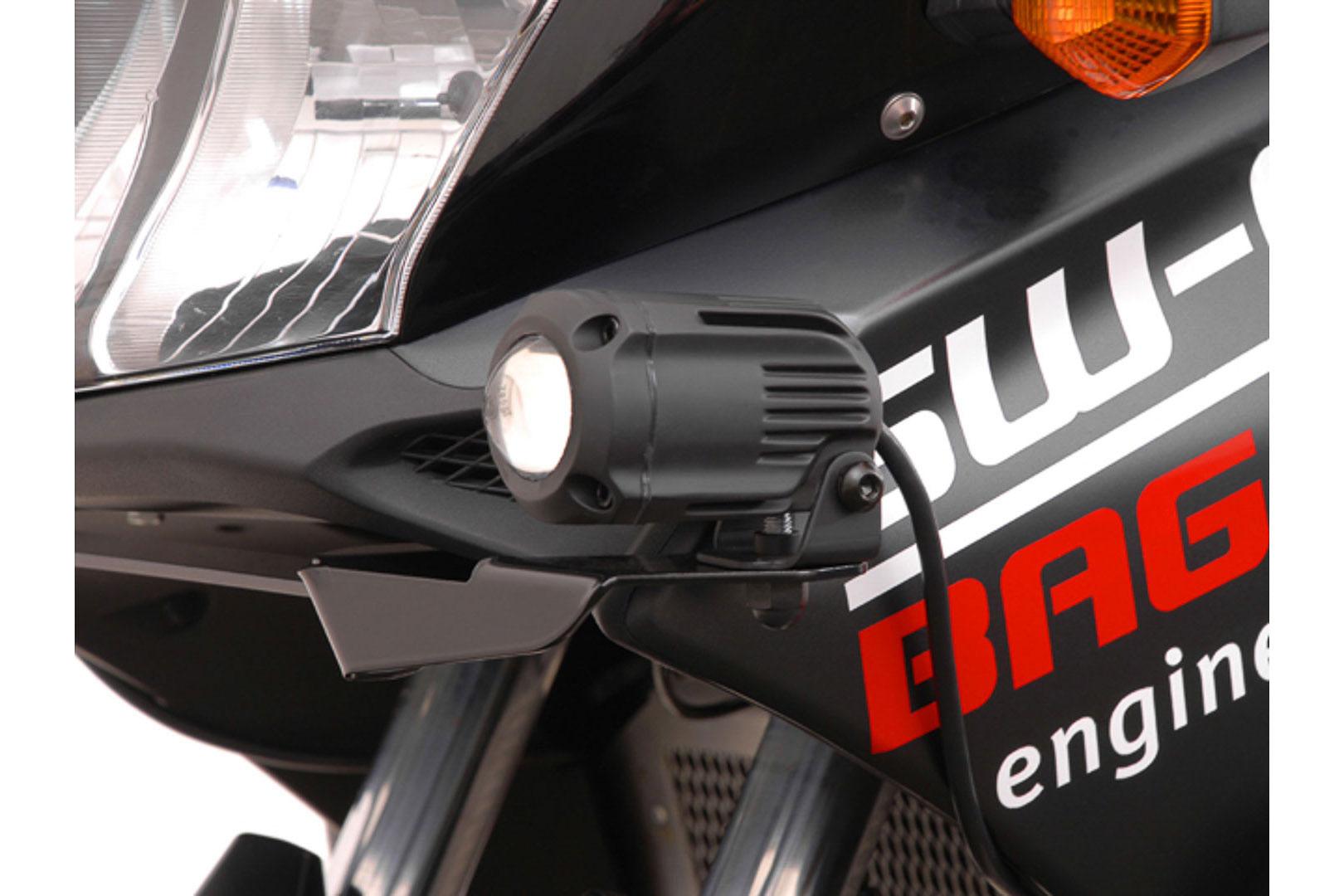SW-Motech HAWK-lisävalosarjan kiinnike, Suzuki DL650/DL1000 V-Strom/KLV1000