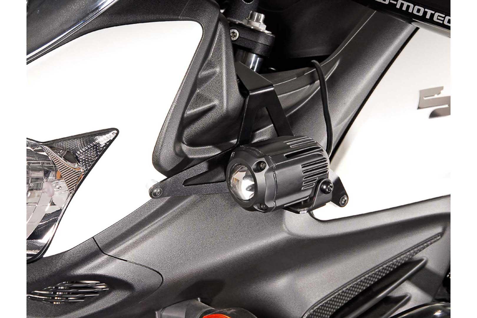 SW-Motech HAWK-lisävalosarjan kiinnike, Suzuki DL650 V-Strom 11-