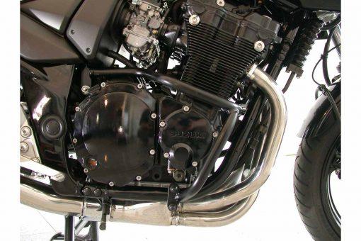 SW-Motech Moottorinsuojarauta Suzuki GSF650 Bandit 05-06 musta