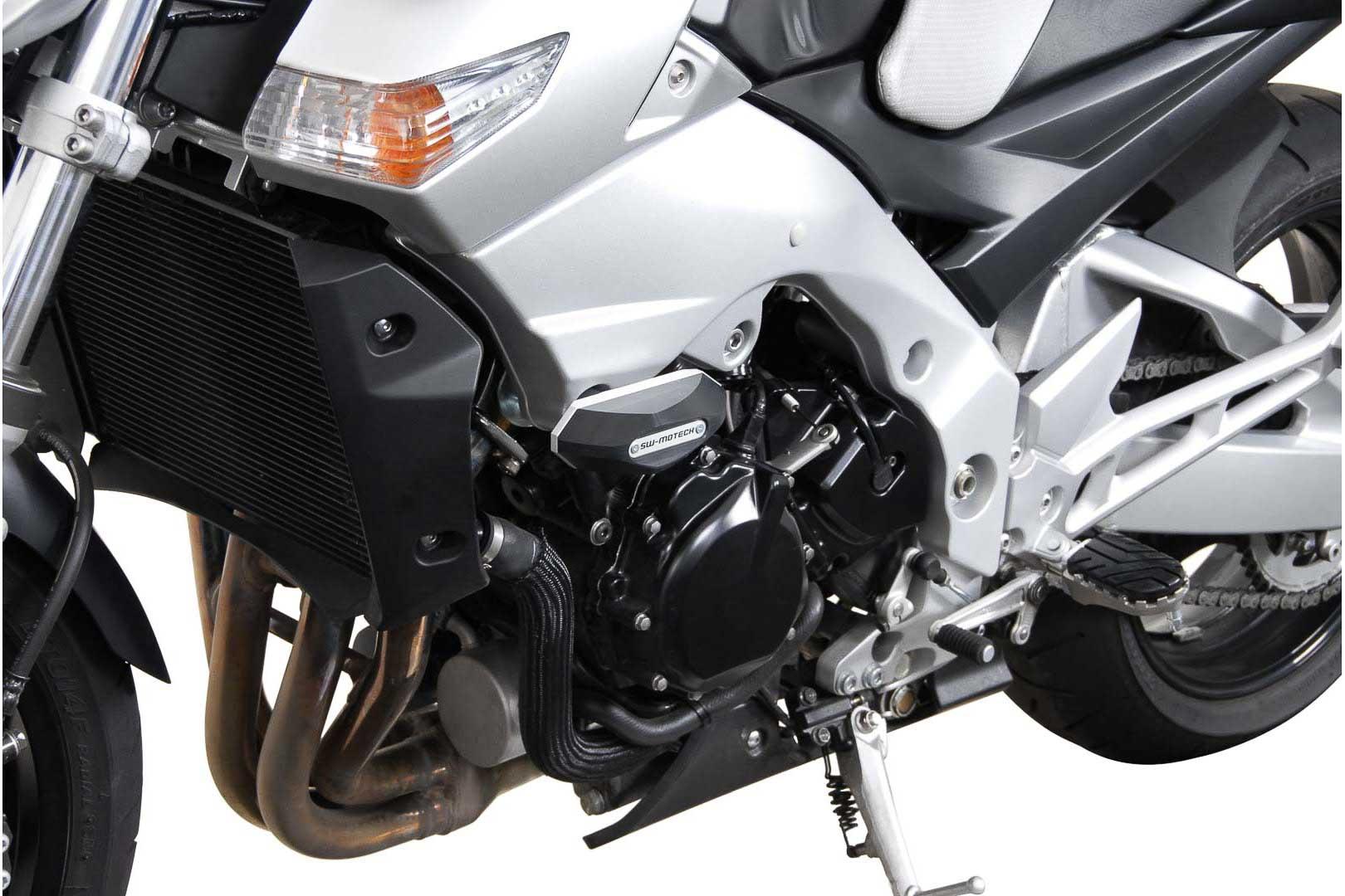 Frame Slider -sarja, Suzuki GSR600