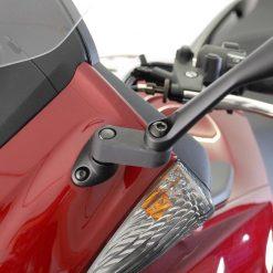 SW-Motech Peilin levike Honda Link musta