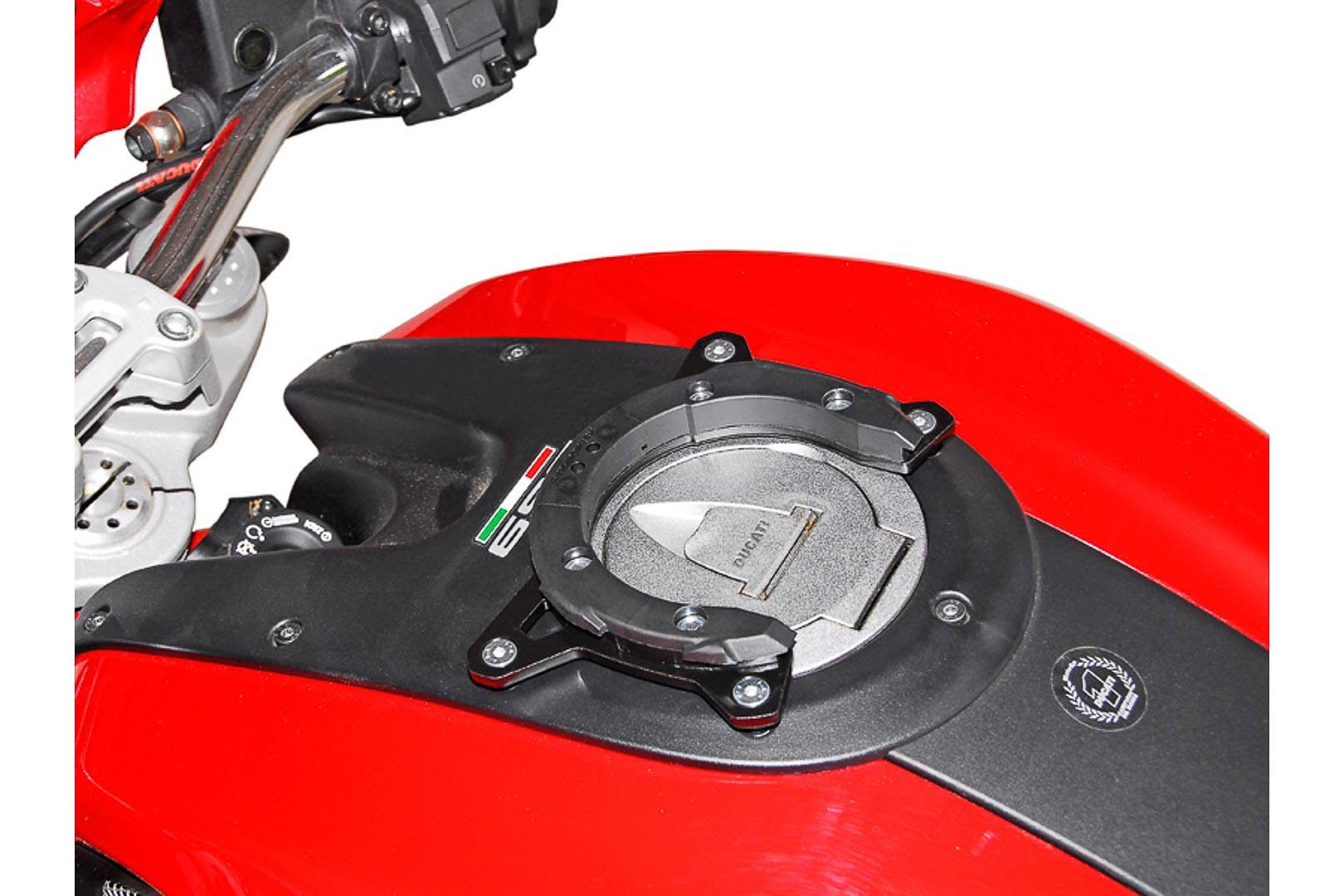 Quick-Lock EVO tankkilaukun kiinnike, Ducati Monster 696/1100