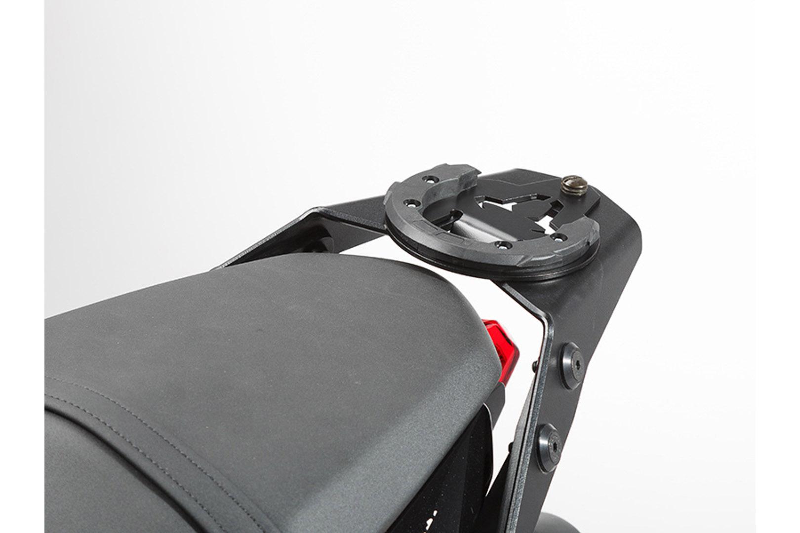 Quick-Lock EVO tankkilaukun kiinnike Alu-Rack perätelineisiin